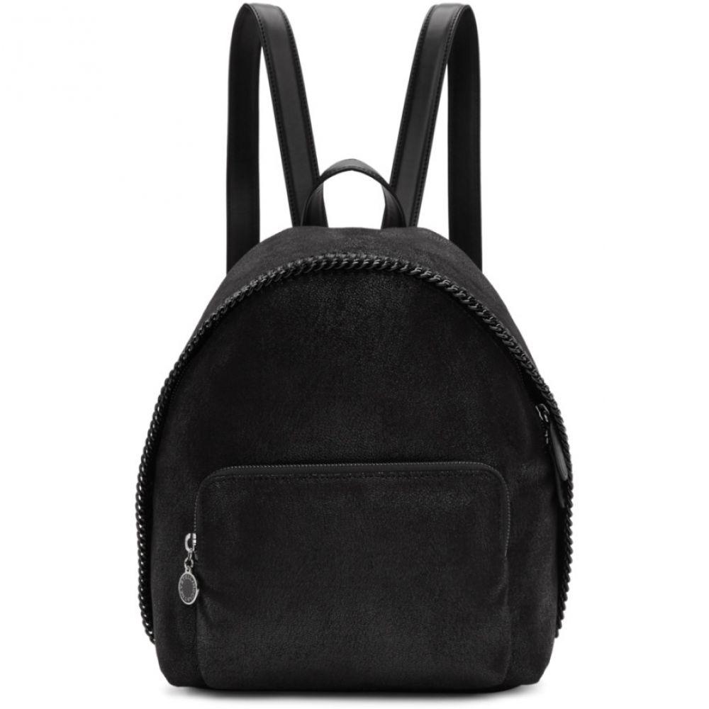 ステラ マッカートニー レディース バッグ バックパック・リュック【Black Small Falabella Backpack】