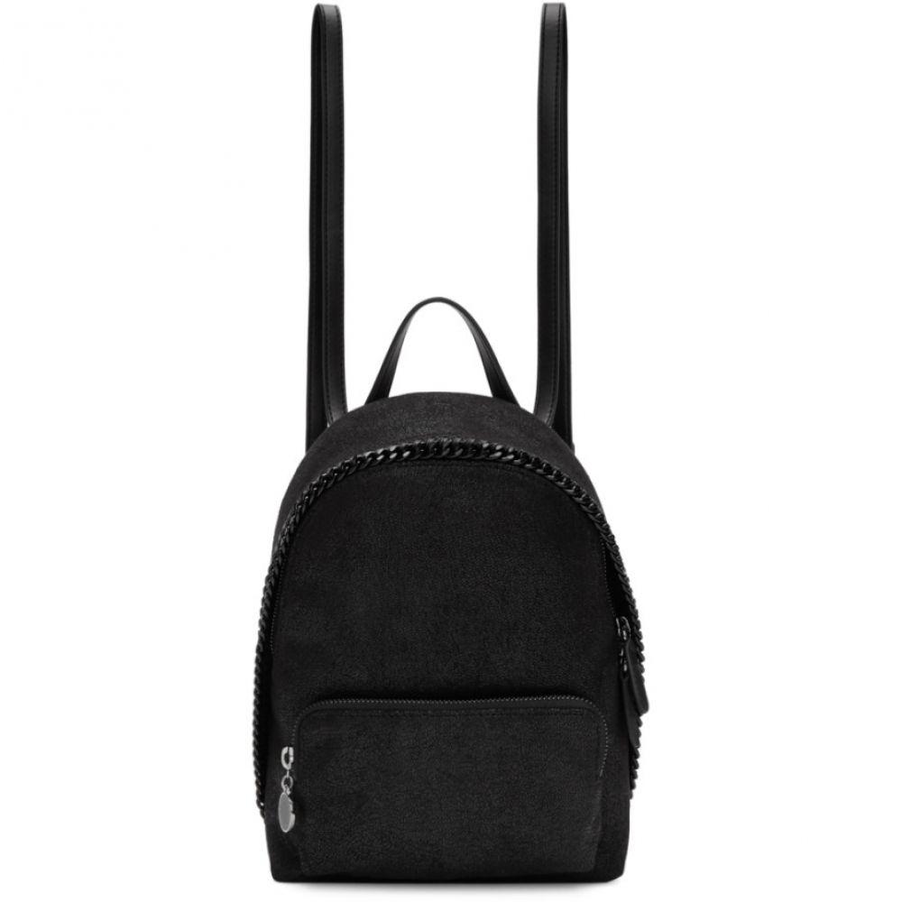 ステラ マッカートニー レディース バッグ バックパック・リュック【Black Mini Falabella Backpack】