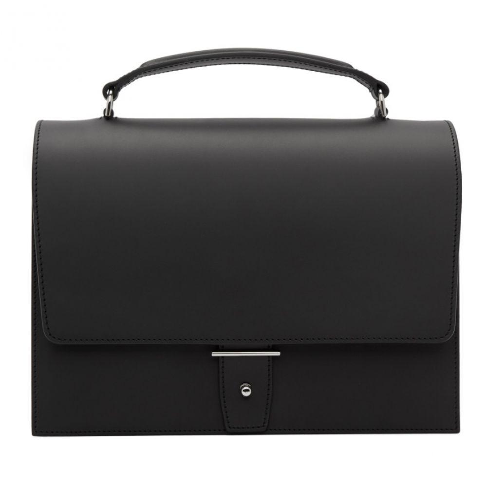 Pb 0110 レディース バッグ ハンドバッグ【Black Top Handle Bag】