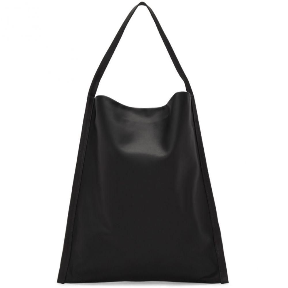 Pb 0110 レディース バッグ トートバッグ【Black Tote Bag】