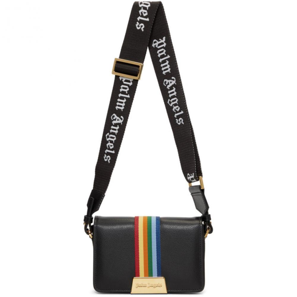 パーム エンジェルス レディース バッグ ショルダーバッグ【Black Iconic 'High As Your Expectations' Plain Bag】
