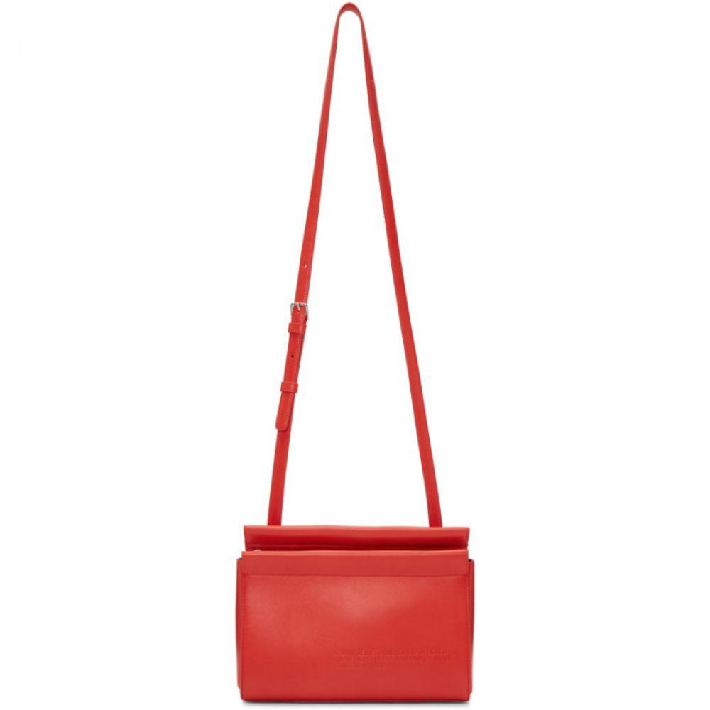 カルバンクライン レディース バッグ ショルダーバッグ【Red Top Zip Cross Body Bag】, ビューティーメイト:49eb9698 --- monokuro.jp