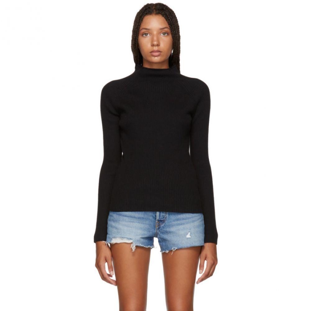 ウォンハンドレッド レディース トップス ニット・セーター【Black Vega Sweater】