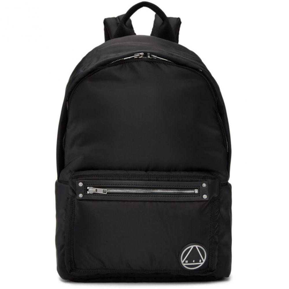 アレキサンダー マックイーン メンズ バッグ バックパック・リュック【Black Loveless Backpack】