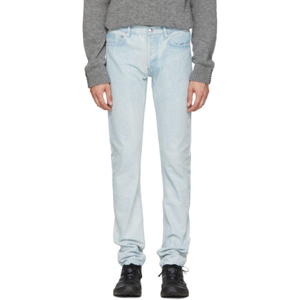 アーペーセー メンズ ボトムス・パンツ ジーンズ・デニム【Blue Petit Standard Jeans】