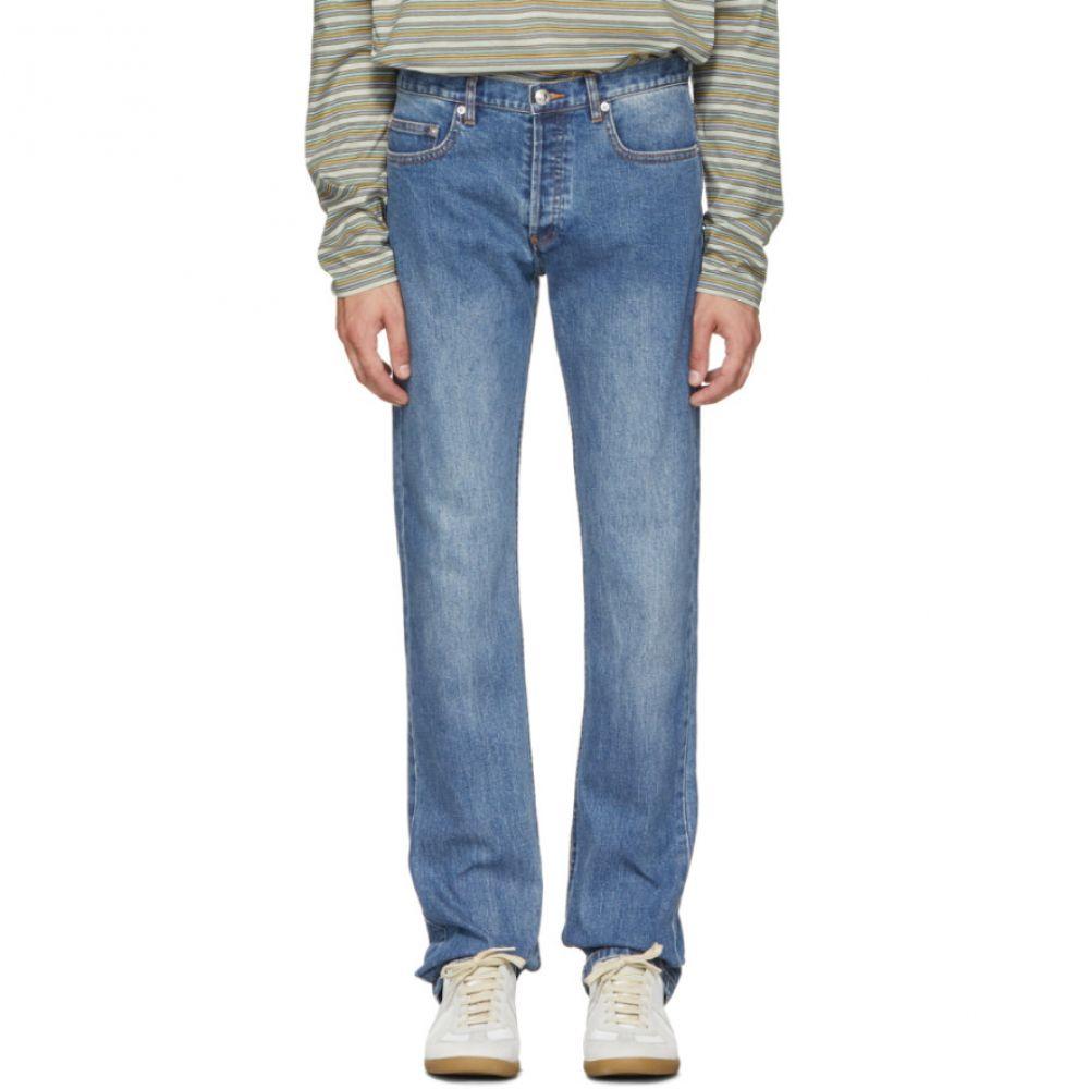 アーペーセー メンズ ボトムス・パンツ ジーンズ・デニム【Indigo New Standard Jeans】