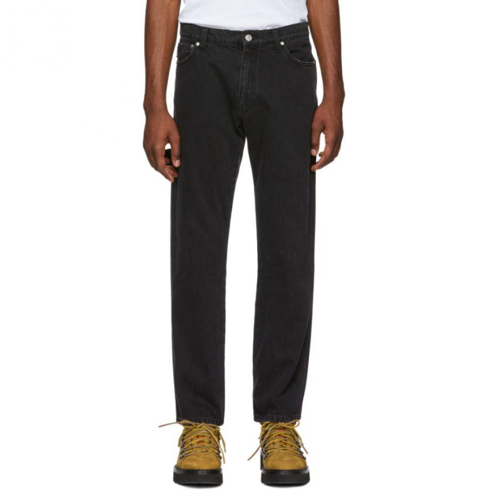 エムエスジーエム メンズ ボトムス・パンツ ジーンズ・デニム【Black Carpenter Jeans】