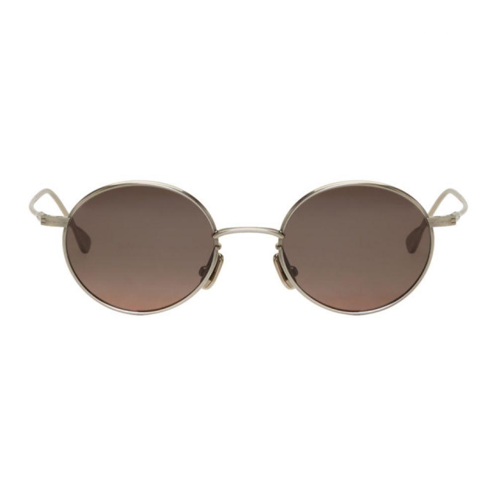 ネイティブ サンズ メンズ メガネ・サングラス【Silver Orbit Sunglasses】
