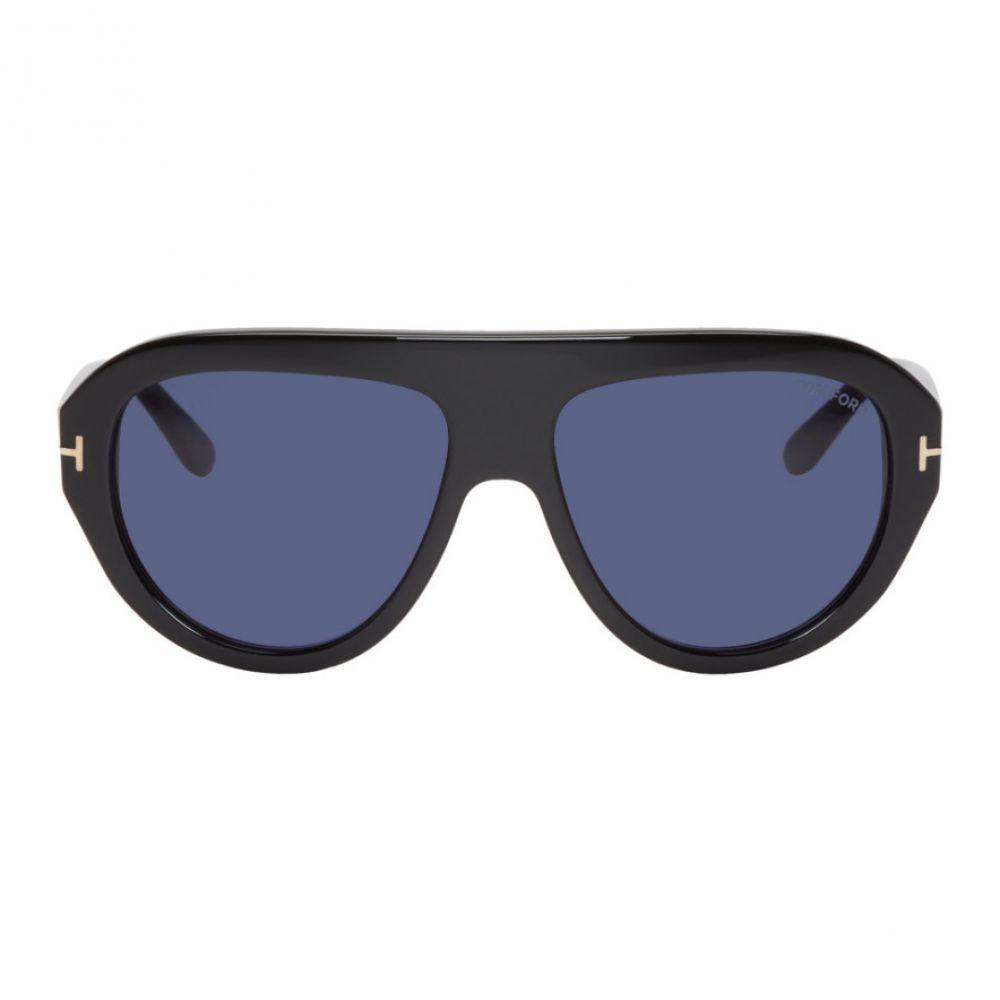 トム フォード メンズ メガネ・サングラス【Black Felix-02 Sunglasses】