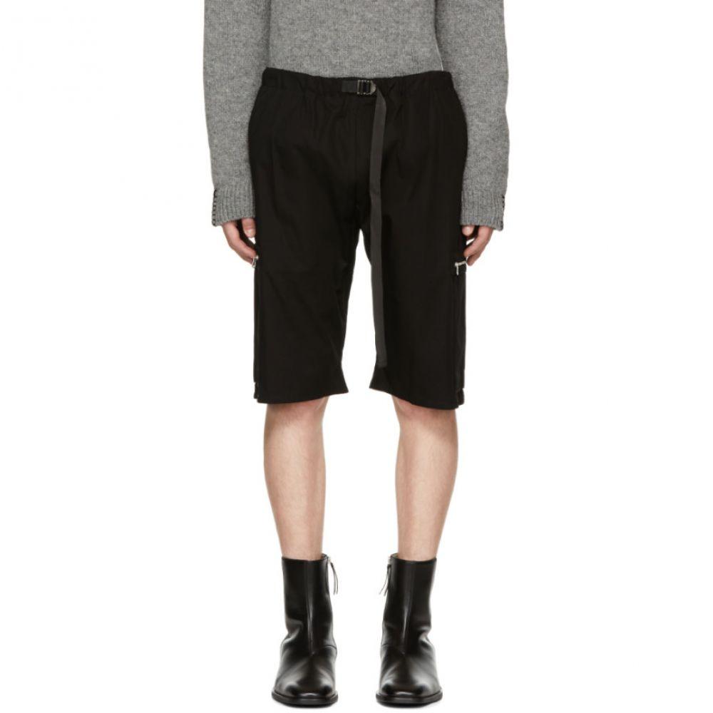 ステラ マッカートニー メンズ ボトムス・パンツ ショートパンツ【Black Jones Cargo Shorts】