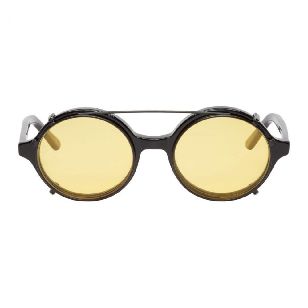 ハン コペンハーゲン メンズ メガネ・サングラス【Black Doc Clip-On Sunglasses】
