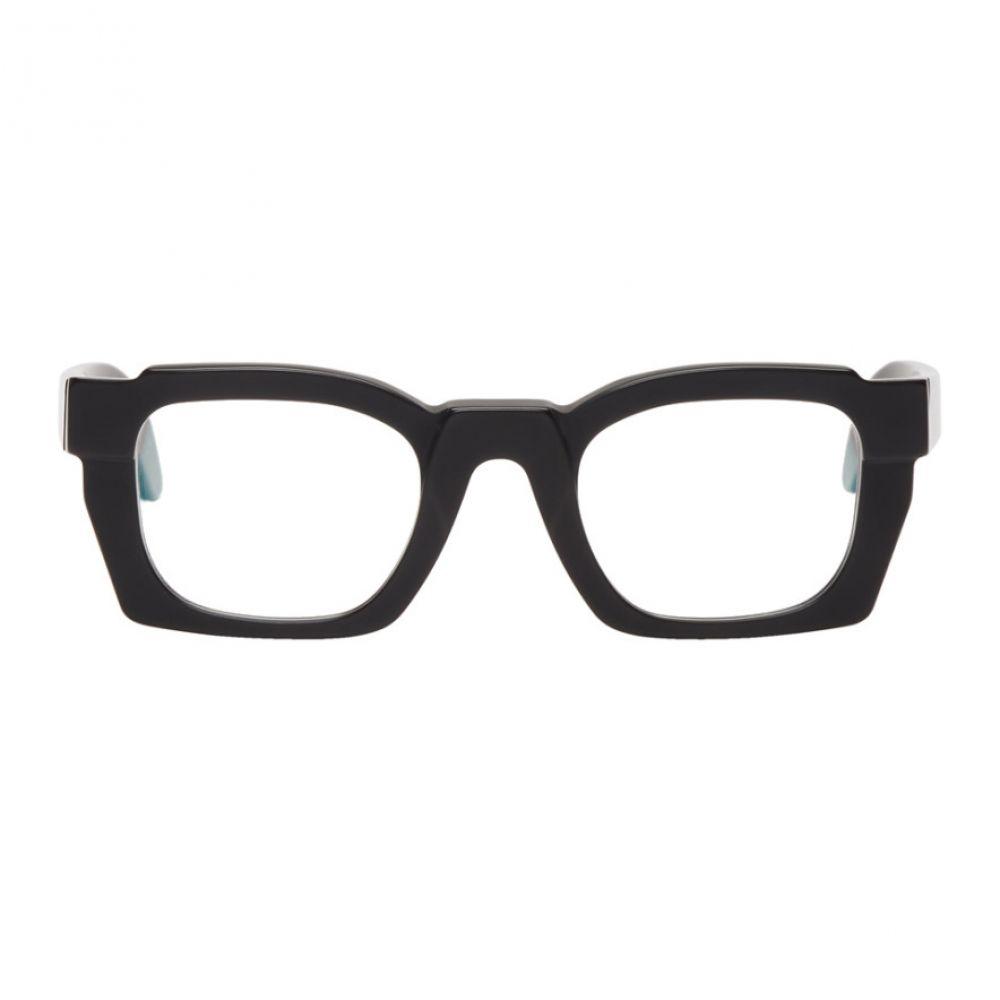 クボラム メンズ メガネ・サングラス【Black K24 Glasses】