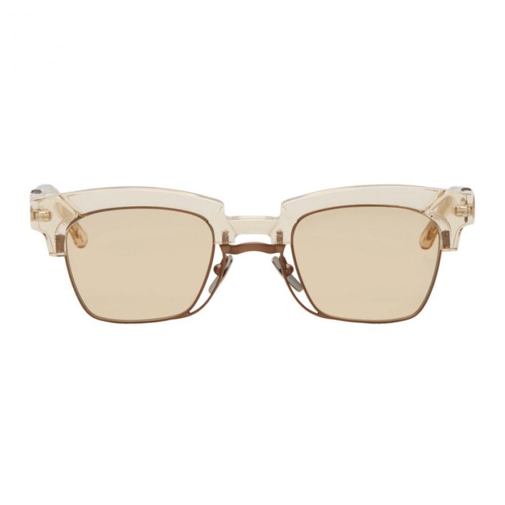 クボラム メンズ メガネ・サングラス【Brown N6 Sunglasses】