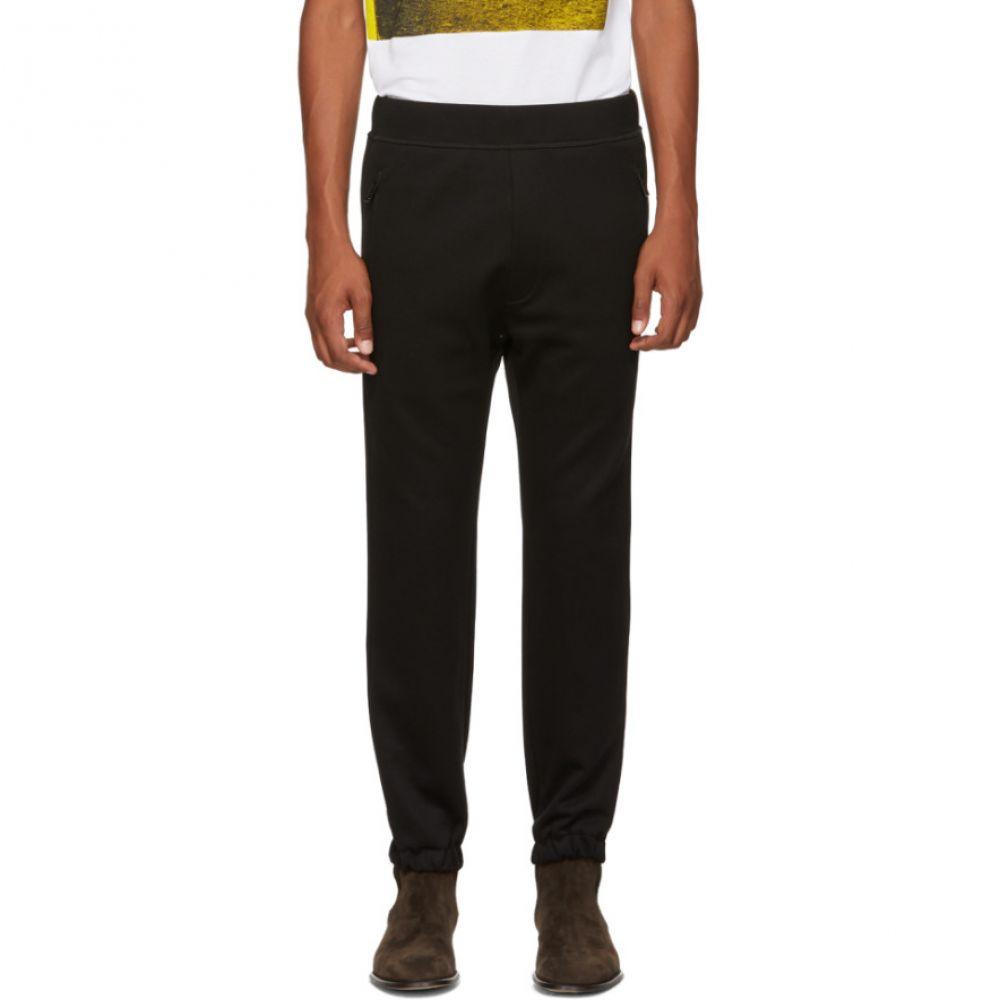 ディースクエアード メンズ ボトムス・パンツ ジョガーパンツ【Black Jersey Jogger Sweatpants】