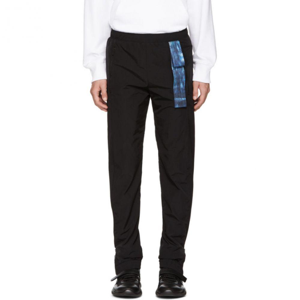 コットワイラー メンズ ボトムス・パンツ スウェット・ジャージ【Black Harness Track Pants】