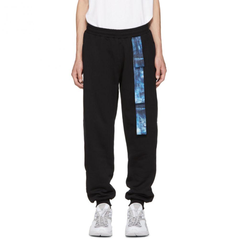 コットワイラー メンズ ボトムス・パンツ スウェット・ジャージ【Black Harness Lounge Pants】