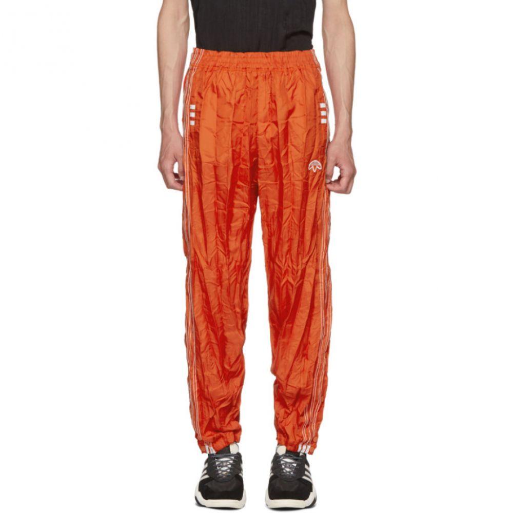 アディダス メンズ ボトムス・パンツ スウェット・ジャージ【Red AdiBreak Lounge Pants】