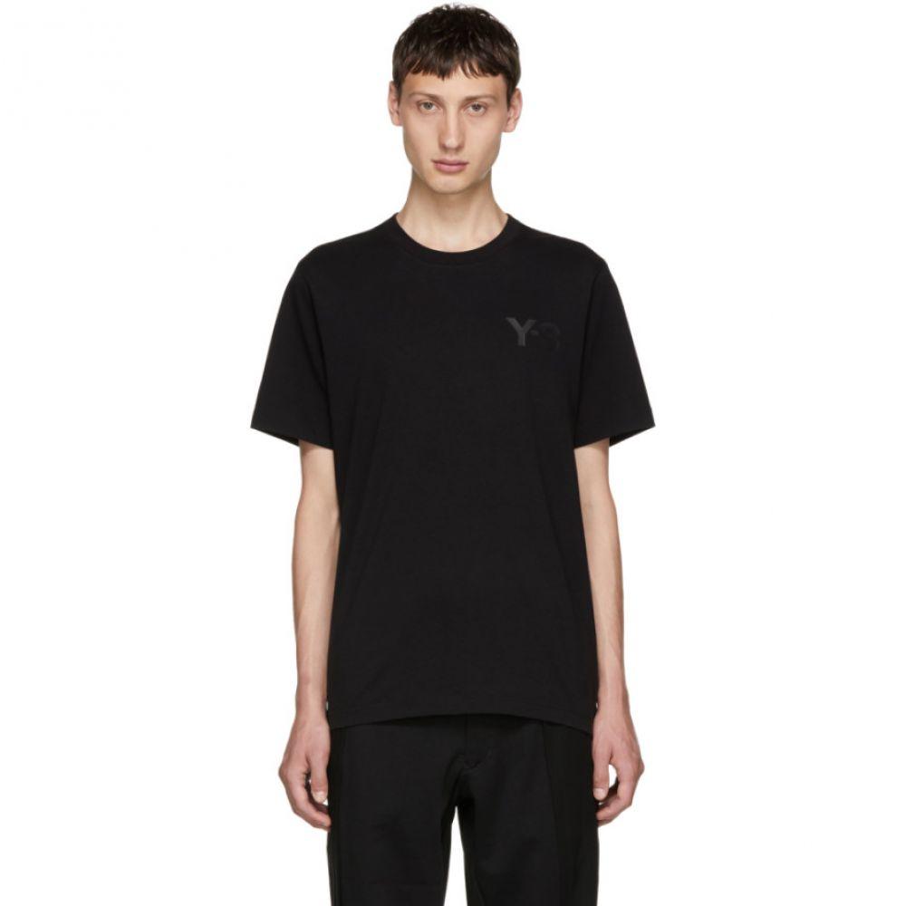 ワイスリー メンズ トップス Tシャツ【Black Classic T-Shirt】