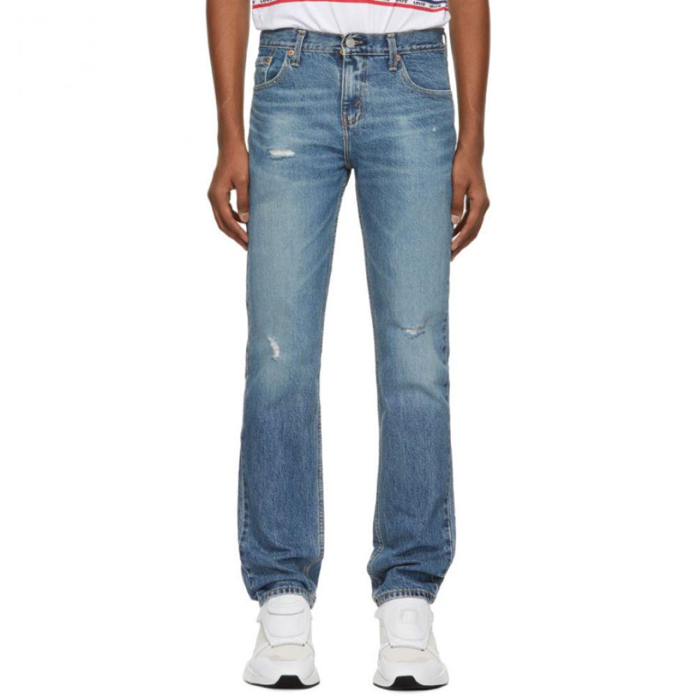 リーバイス Levi's メンズ ボトムス・パンツ ジーンズ・デニム【Blue 511 Slim Jeans】