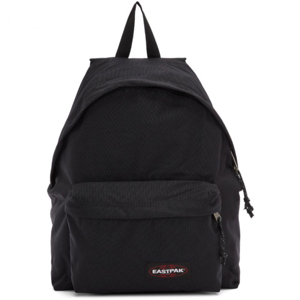 イーストパック Eastpak メンズ バッグ バックパック・リュック【Black Padded Pak'r Backpack】