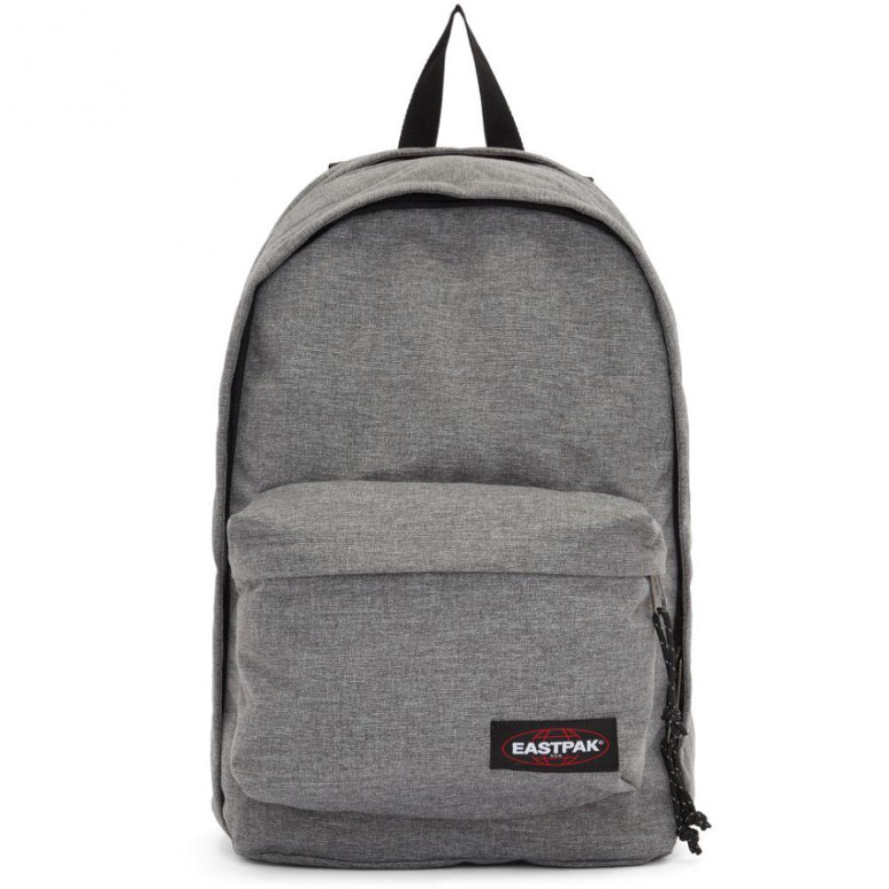 イーストパック Eastpak メンズ バッグ バックパック・リュック【Grey 'Back to Work' Backpack】