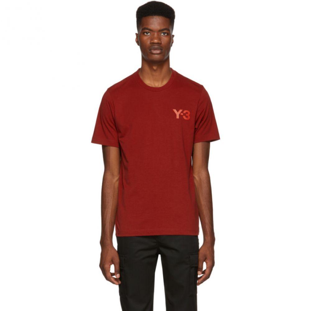 ワイスリー Y-3 メンズ トップス Tシャツ【Red Classic T-Shirt】