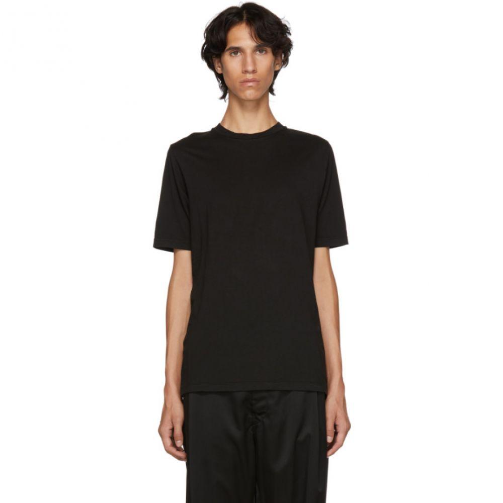 ホープ HOPE メンズ トップス Tシャツ【Black Ling T-Shirt】