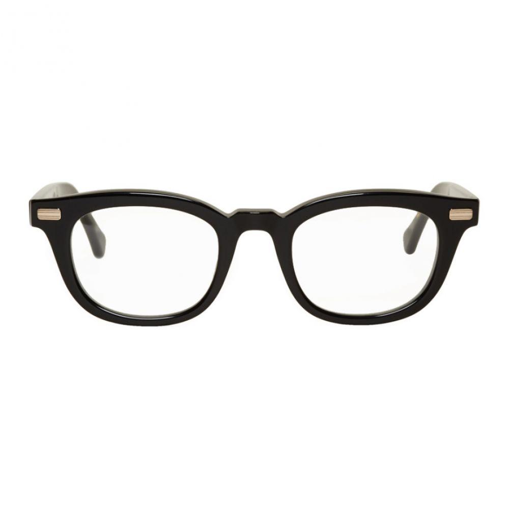 ネイティブ サンズ Native Sons メンズ メガネ・サングラス【Black Nelson Glasses】