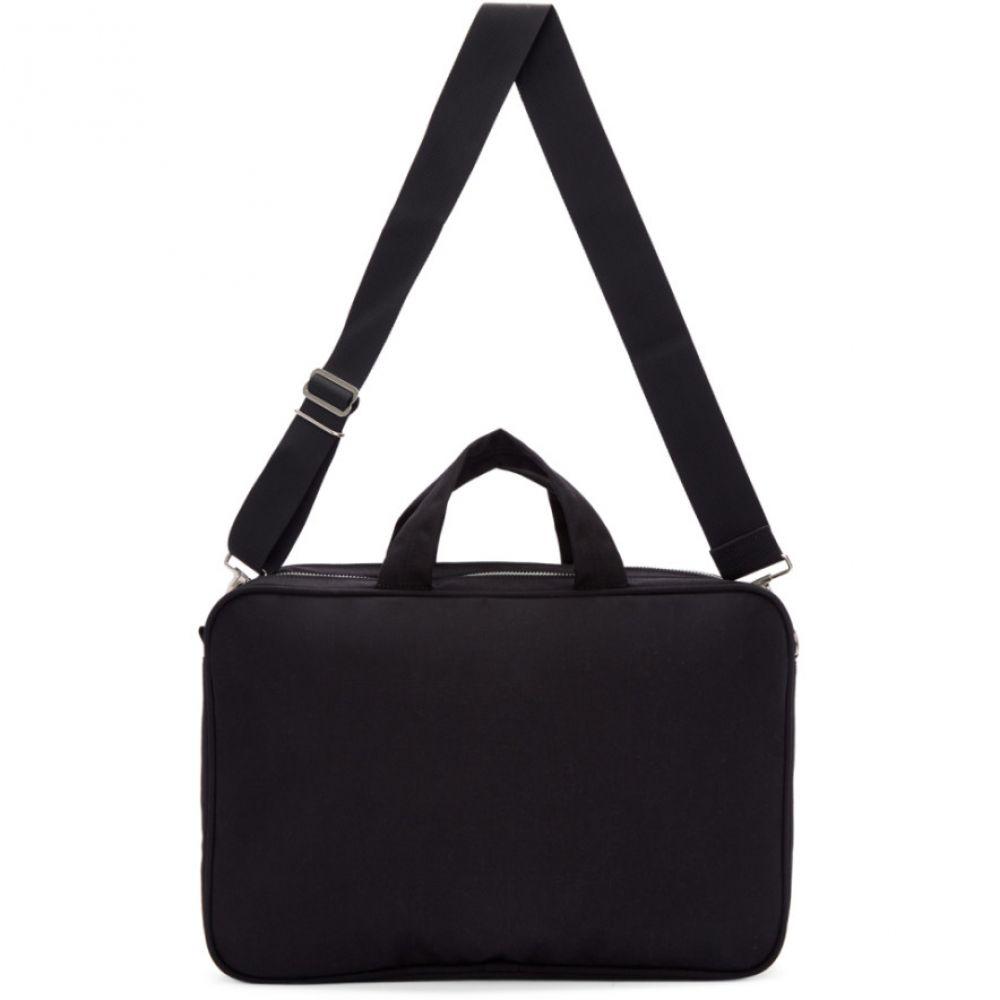 コム デ ギャルソン Comme des Garcons Homme Deux メンズ バッグ メッセンジャーバッグ【Black Nylon Oxford Bag】
