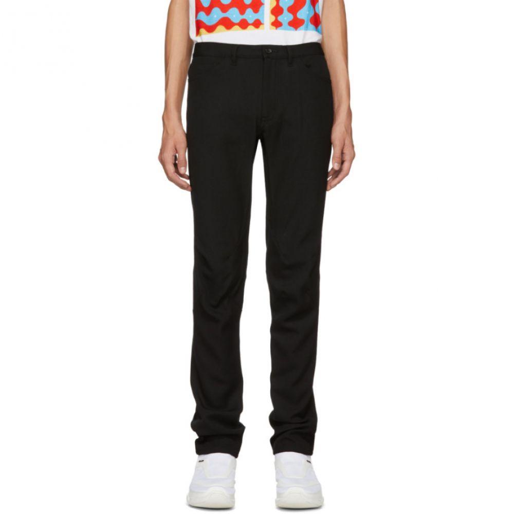 コム デ ギャルソン Comme des Garcons Homme Plus メンズ ボトムス・パンツ スラックス【Black Wool Trousers】