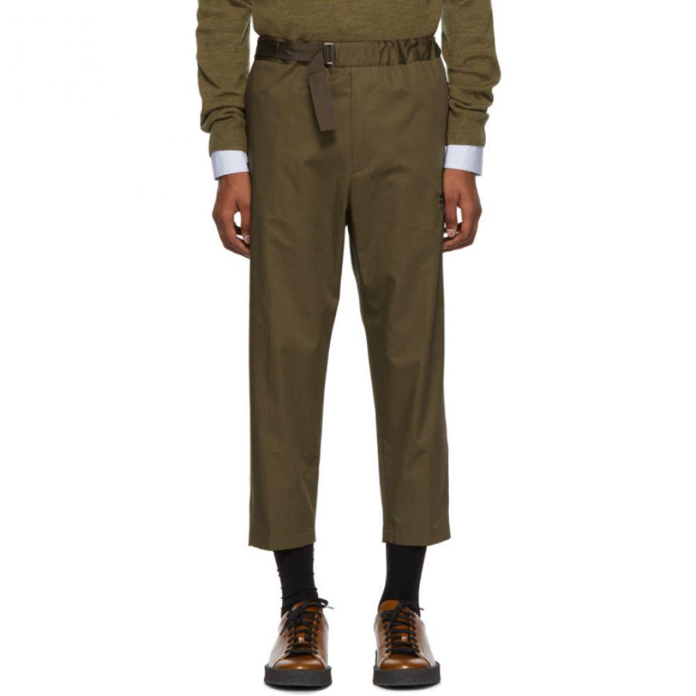 オーエーエムシー OAMC メンズ ボトムス・パンツ クロップド【Tan Cropped Regs Trousers】