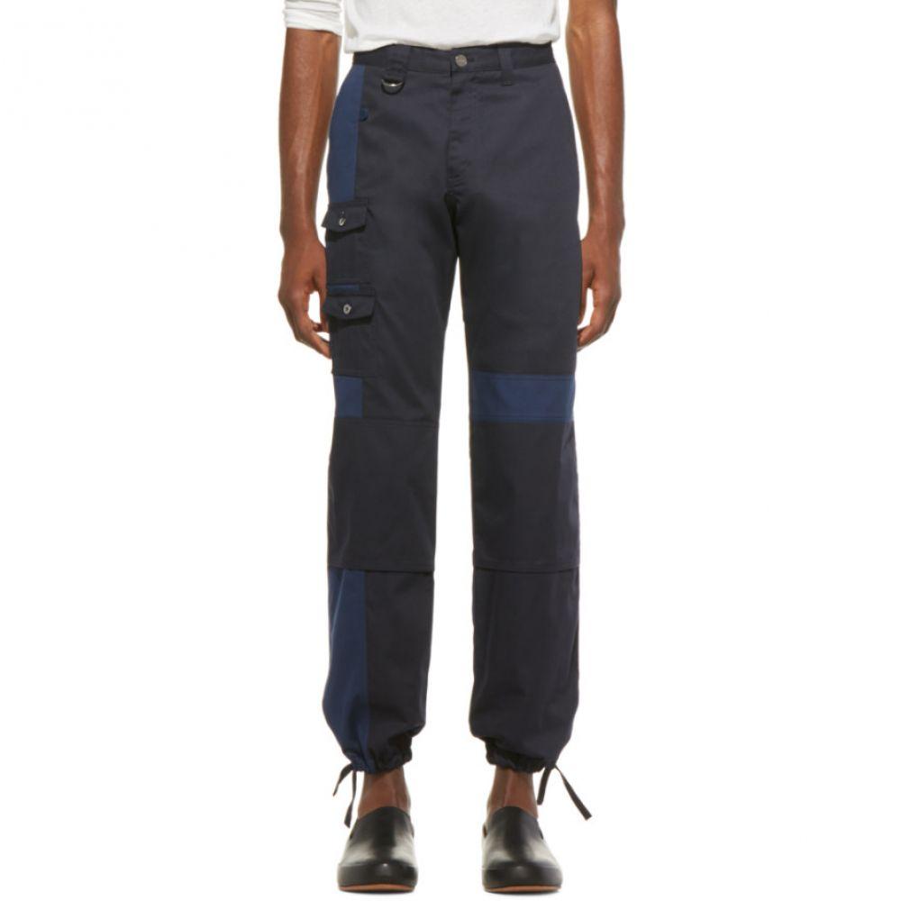 ジャックムス Jacquemus メンズ ボトムス・パンツ【SSENSE Exclusive Navy 'Le Pantalon Gadjo' Workwear Trousers】