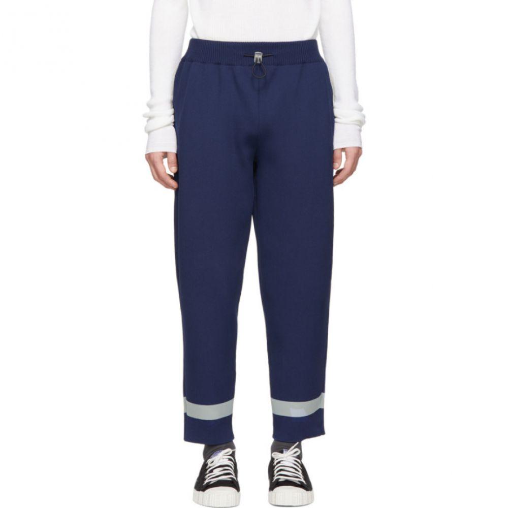 サンネイ Sunnei メンズ ボトムス・パンツ スウェット・ジャージ【Blue Suit Lounge Pants】