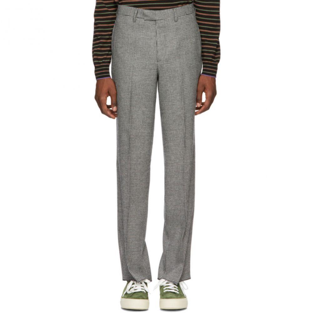 ノア Noah NYC メンズ ボトムス・パンツ【Black & White Houndstooth Trousers】