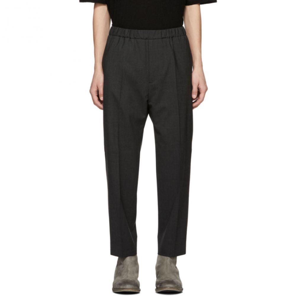 ジル サンダー Jil Sander メンズ ボトムス・パンツ【Grey Classic Trousers】