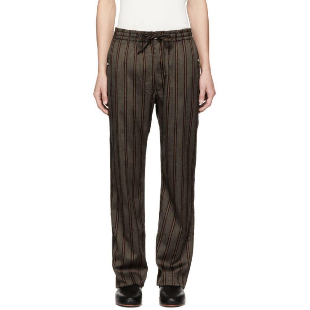 ニードルズ Needles メンズ ボトムス・パンツ【Brown Cowboy String Trousers】