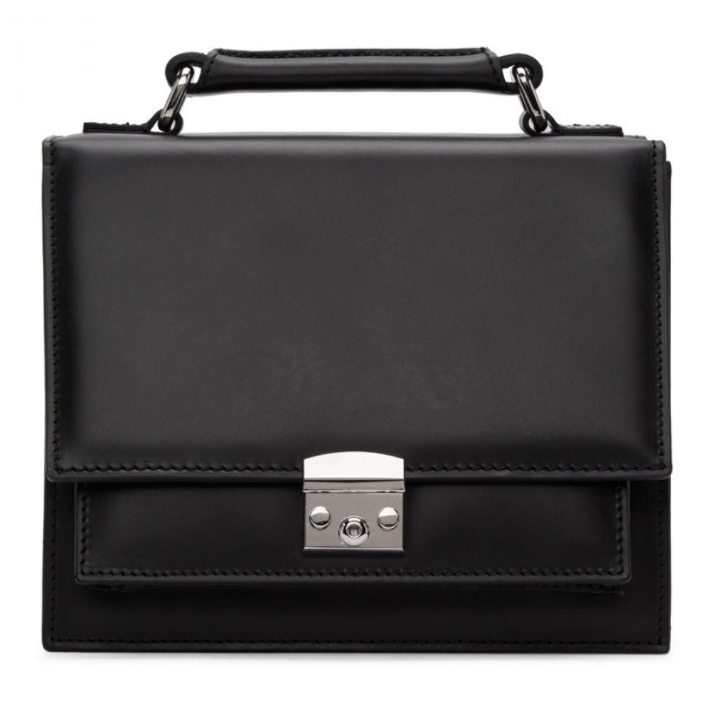 タイガー オブ スウェーデン Tiger of Sweden メンズ バッグ ビジネスバッグ・ブリーフケース【Black Welo Briefcase】