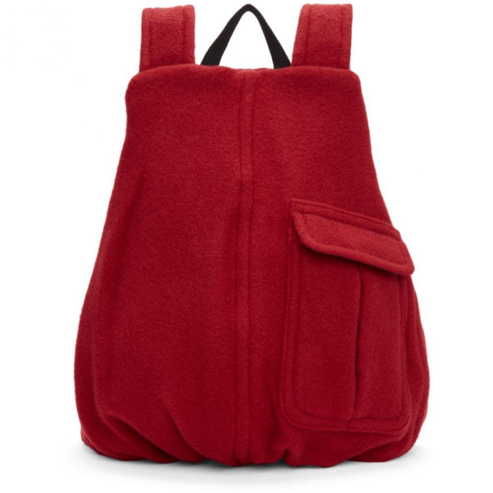 ラフ シモンズ Raf Simons メンズ バッグ バックパック・リュック【Red Eastpack Edition Coat Backpack】