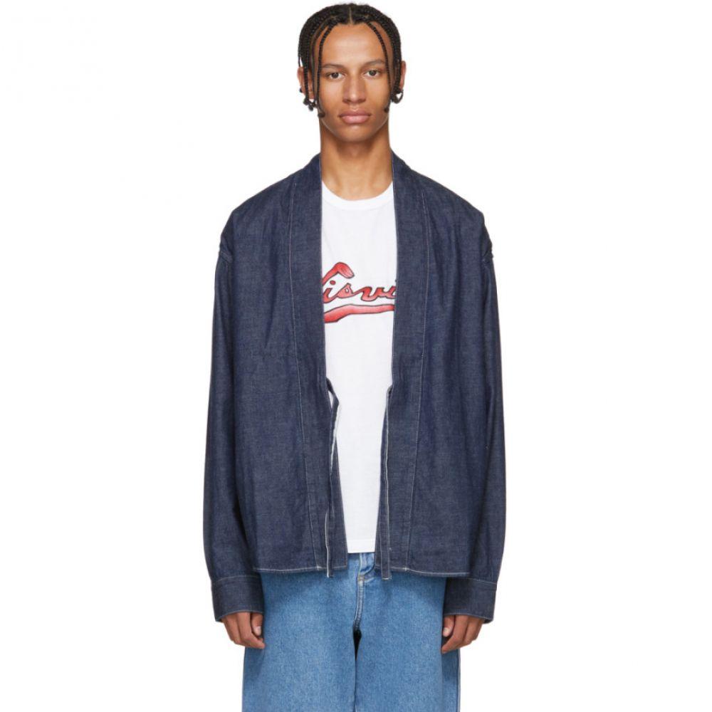 ビズビム Visvim メンズ トップス シャツ【Blue Lhamo Shirt】