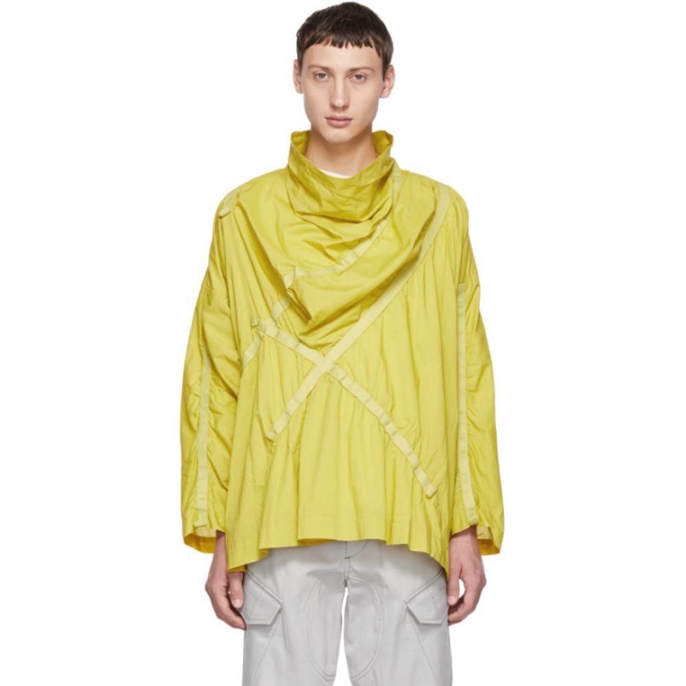 イッセイ ミヤケ Issey Miyake Men メンズ トップス シャツ【Yellow Tape Shirt】