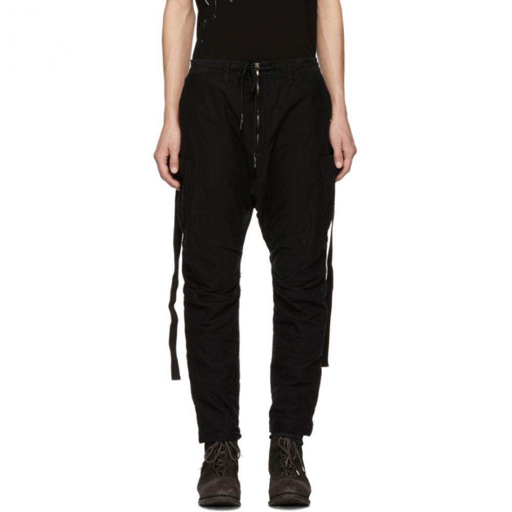 ヴィリディアン The Viridi-anne メンズ ボトムス・パンツ【Black Zip Trousers】