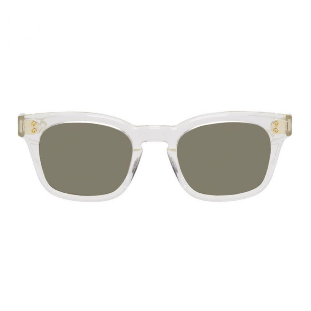 ディータ Dita メンズ メガネ・サングラス【Grey Transparent Mann Sunglasses】