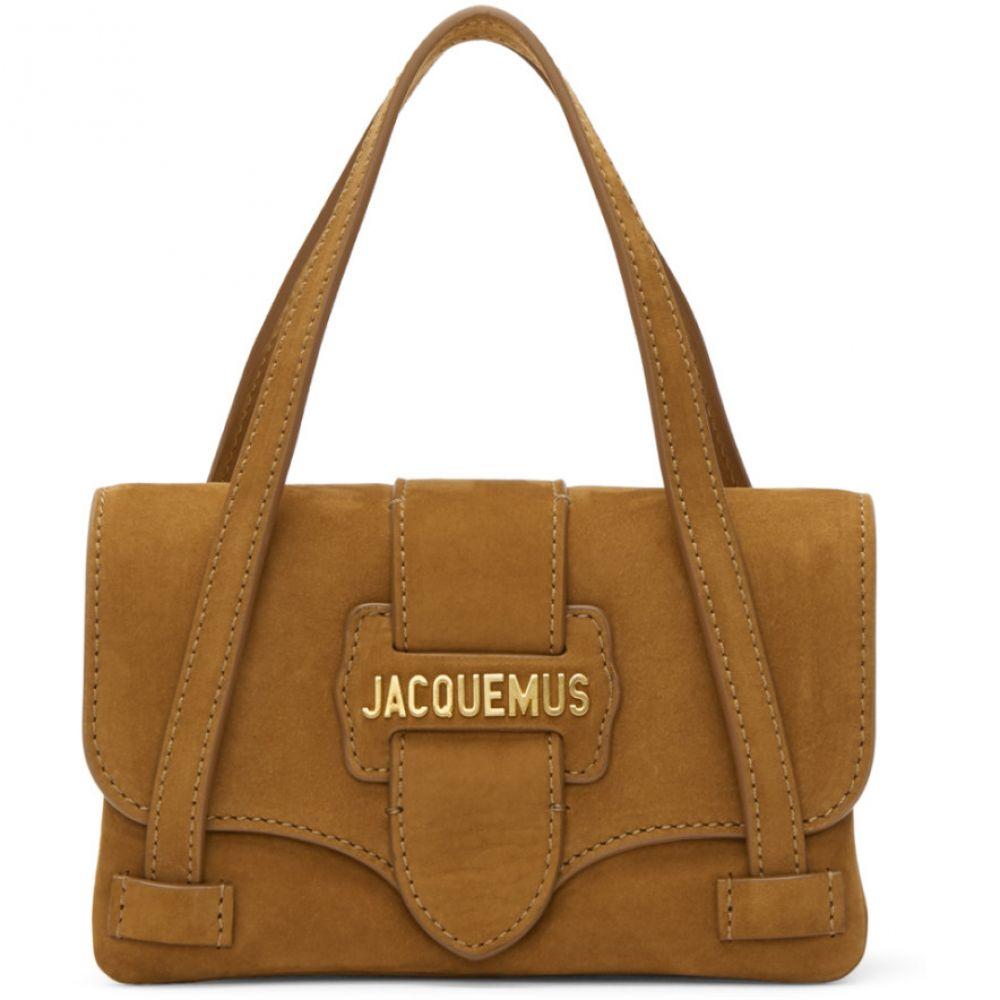 ジャックムス Jacquemus レディース バッグ【Brown 'Le Minho' Bag】