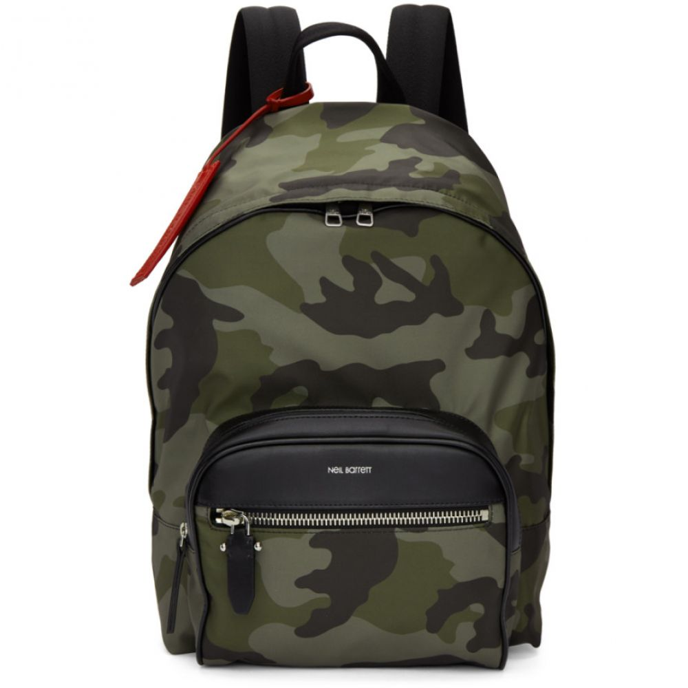 ac863817c558 ニール バレット Neil Barrett メンズ バッグ バックパック・リュック【Green Camo Backpack】