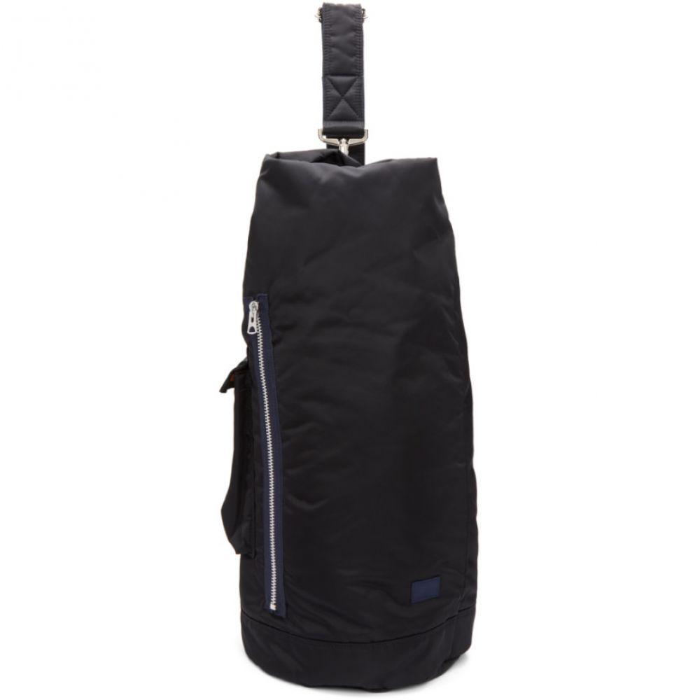 サカイ Sacai メンズ バッグ バックパック・リュック【Black MA-1 Backpack】