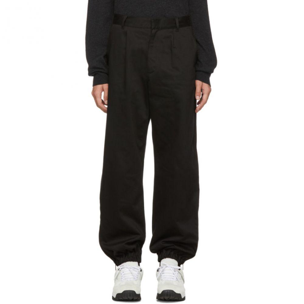 ジバンシー Givenchy メンズ ボトムス・パンツ【Black Japanese Combat Trousers】