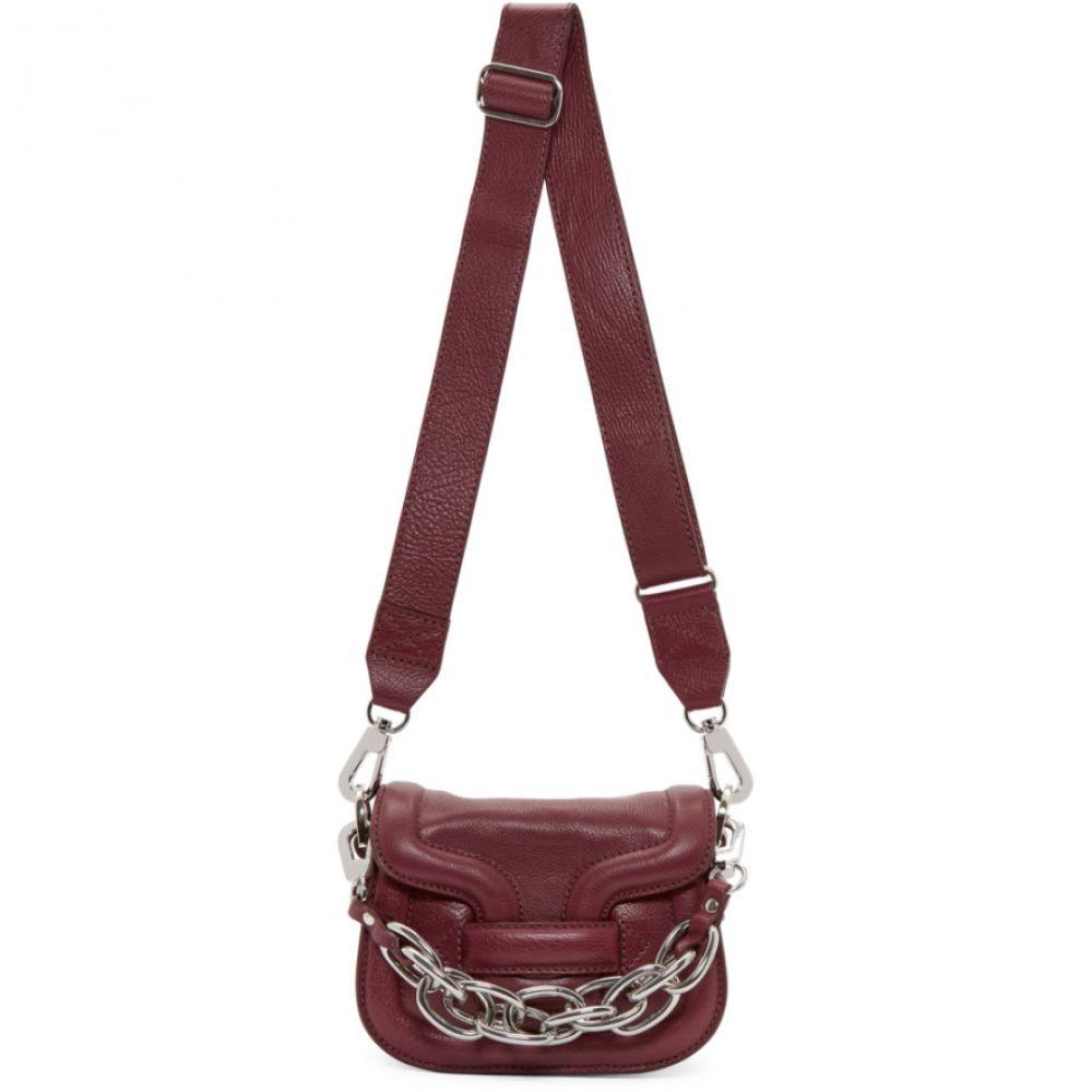 ピエールアルディ Pierre Hardy レディース バッグ ショルダーバッグ【Burgundy Micro Chain Bag】
