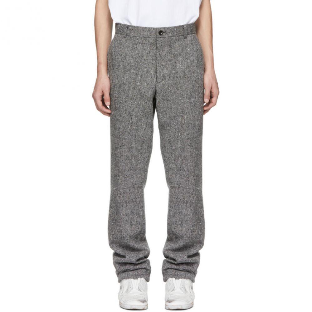 トム ブラウン Thom Browne メンズ ボトムス・パンツ チノパン【Grey Unconstructed Pocket Chino Trousers】