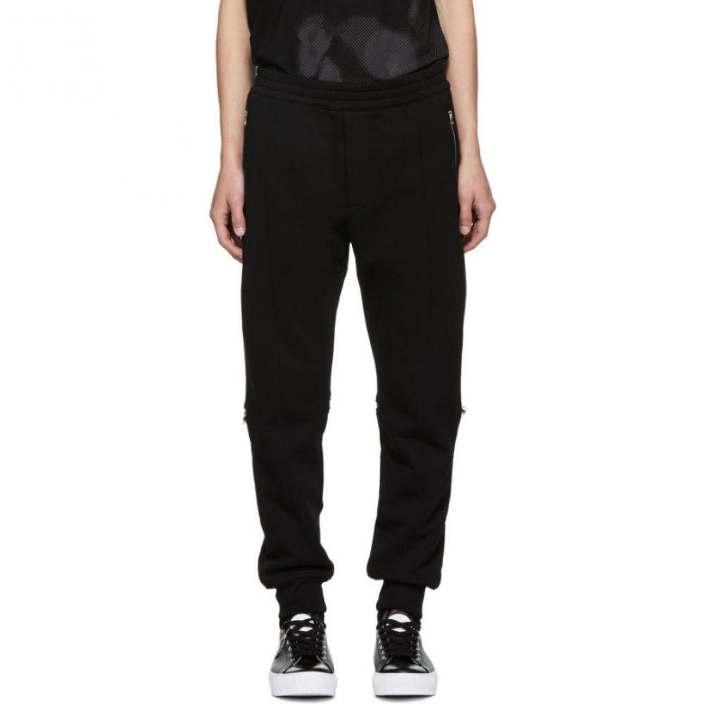 アレキサンダー マックイーン Alexander McQueen メンズ ボトムス・パンツ ジョガーパンツ【Black Jogger Lounge Pants】