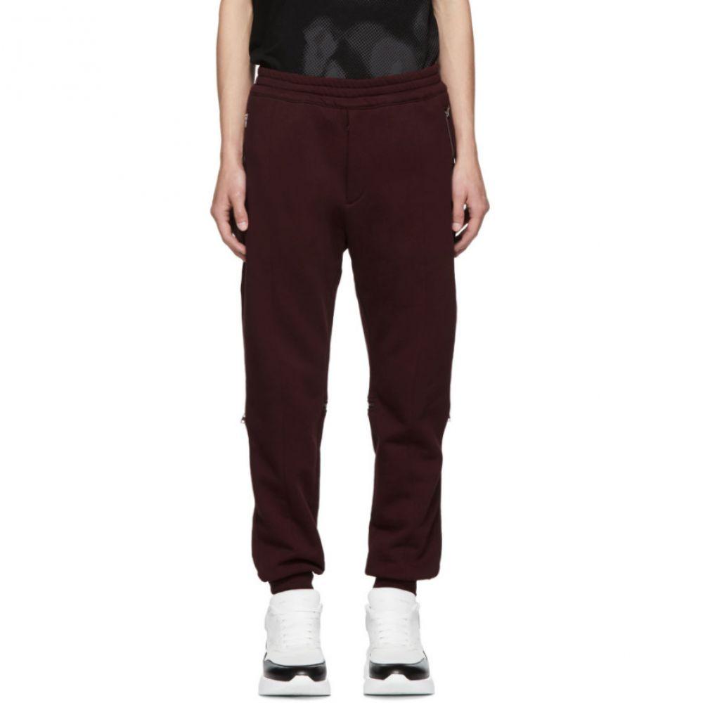 アレキサンダー マックイーン Alexander McQueen メンズ ボトムス・パンツ ジョガーパンツ【Red Jogger Lounge Pants】